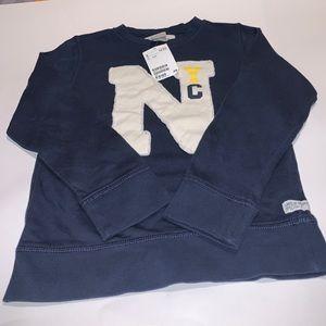 H&M Boys Sweater New With Tags Size 6-8